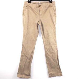 Old Navy Bootcut Casual Khaki Pants